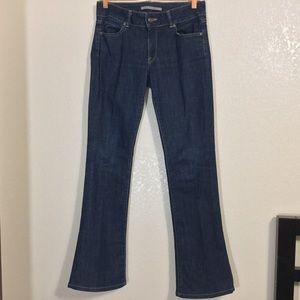 VINCE | EUC Midnight Flare Denim Jeans Size 28
